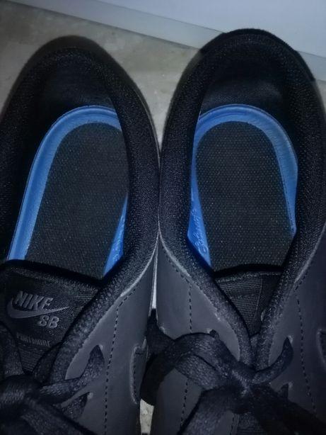 Buty nike 41 obuwie sportowe czarne stan db wkładka 26