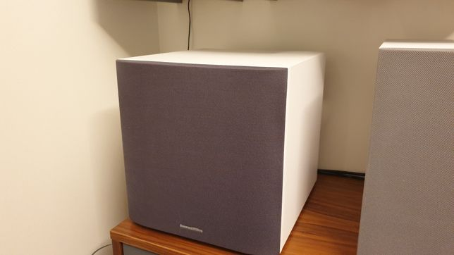 Subwoofer Bowers & Wilkins ASW610 new white