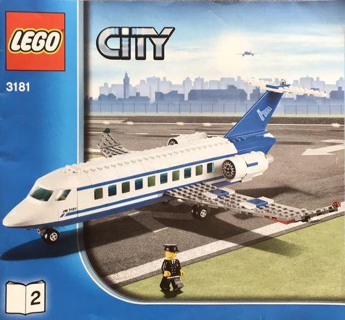 Lego city 3181