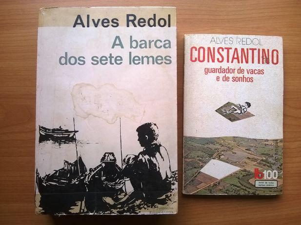 A Barca dos Sete Lemes + Constantino - Alves Redol