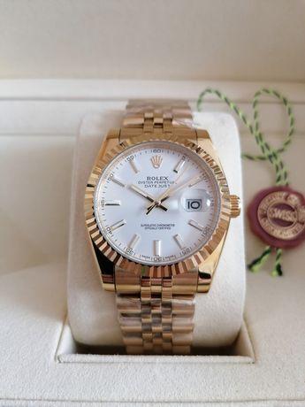 Zegarek Rolex DateJust Gold z pudełkiem