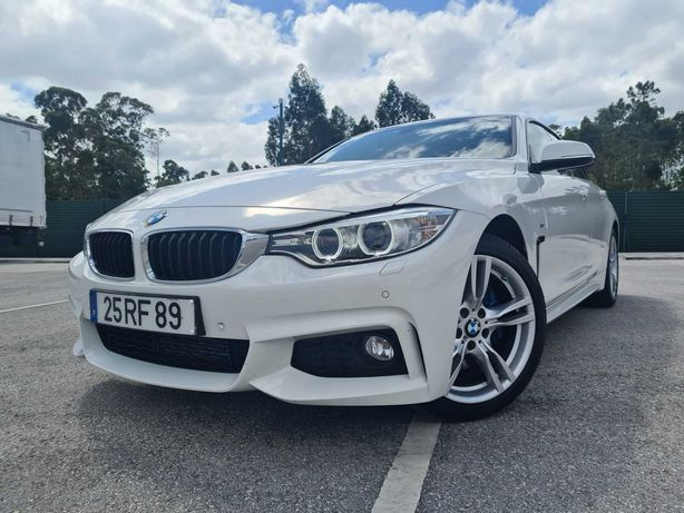 BMW 420d Grancoupé PACK M Nacional