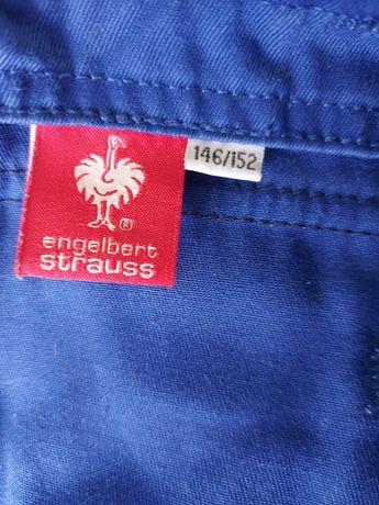 Spodnie Engelbert Strauss  rozm 146/152