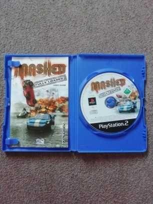 Gra MASHED na PlayStation2