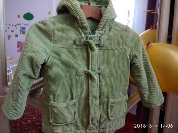 Вильветова куртка,пальтішко