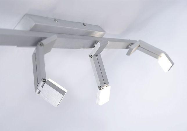Nowość lampa sufitowa LED ściemniacz Paul Neuhaus TRANSFORM 6334-95