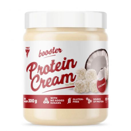 Trec Booster Protein Cream Coconut - 300g