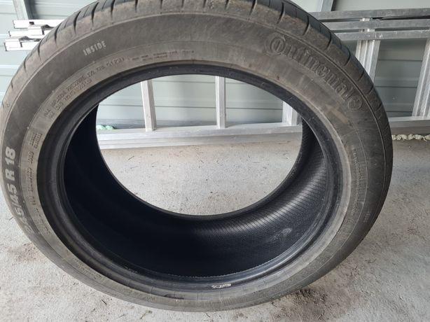 Opony letnie Continental R18 254 / 45