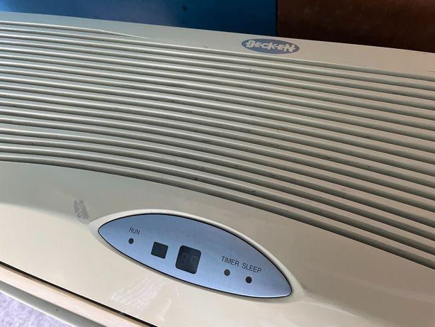 Ar condicionado com pouco uso