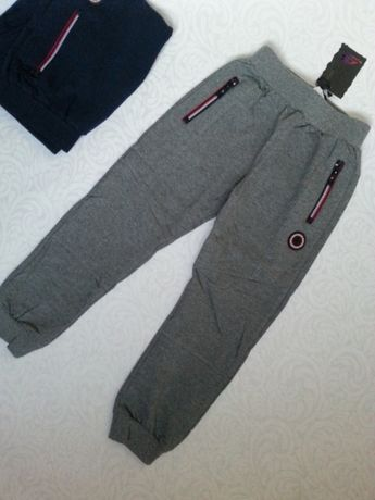 Спортивные штаны f&d, 8-16 лет (128-152)