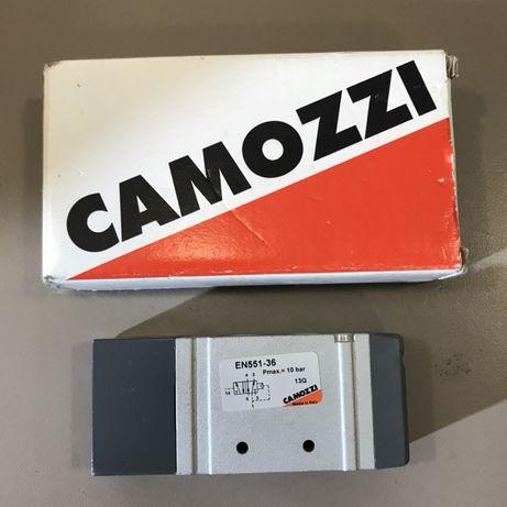 Válvula pneumática Camozzi EN551-36 - Novo