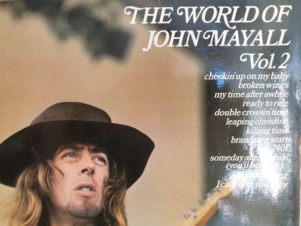 John   Mayall  Lp.