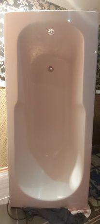 Продаю акриловую б/у ванну