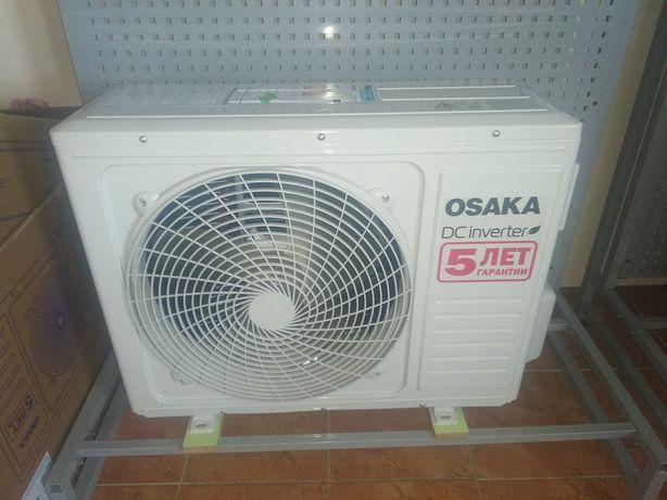 Кондиционер OSAKA-12 инвертор до -15°С. Invertor. Кондиционер 12