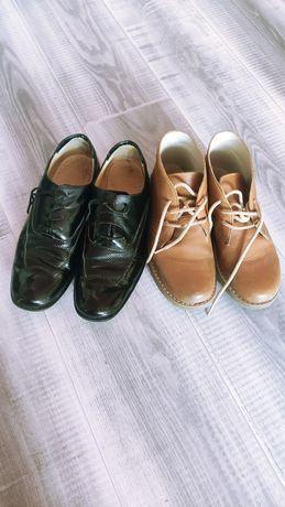 Туфли на парня 33, 35 размер