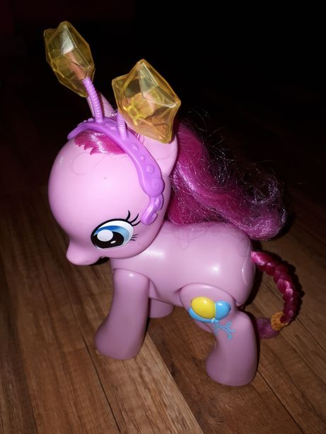 Kucyk interaktywny Pinkie Pie Hasbro