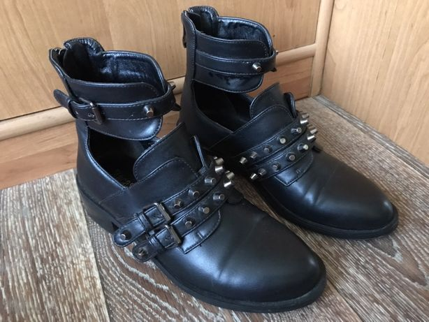 Ботинки.Женская обувь. Ботильоны
