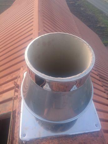 Frezowanie diamentowe kominów , montaż systemów Schiedel rozwiercanie