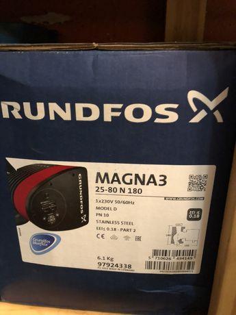 Grunfos magna 3 25-80 N 180