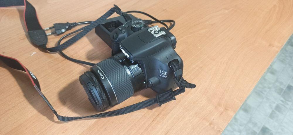 Фотоапарат Canon EOS 1200D Кропивницкий - изображение 1