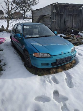 (Rezerwacja) Honda Civic V gen.  (Dobra baza pod projekt lub wraka)