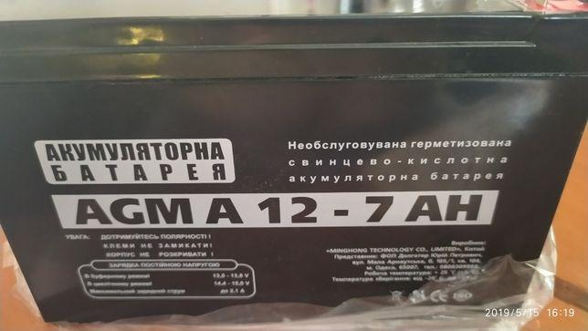 Батарея для ИБП 12\7