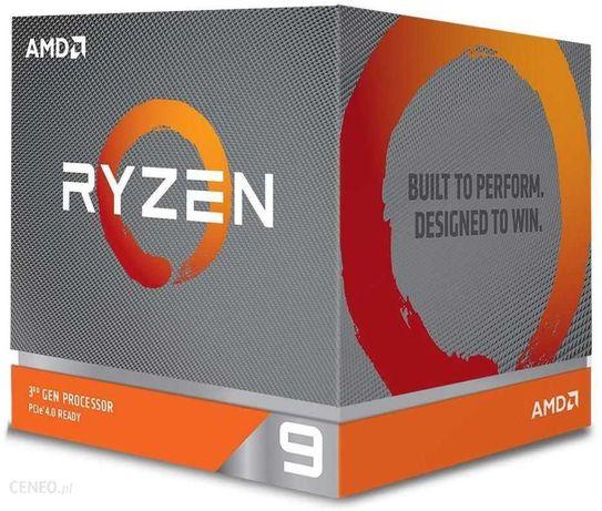 Procesor AMD Ryzen 9 3900X praktycznie nowy