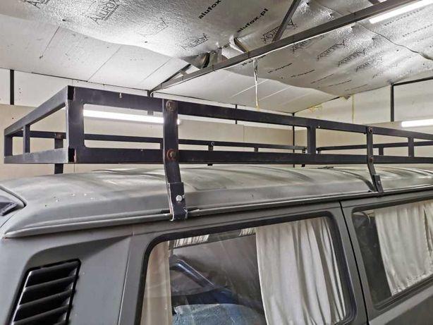 solidny bagaznik dachowy VW T3 kamper