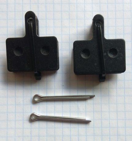 Велосипедные тормозные колодки (BS01) для Shimano и Tektro