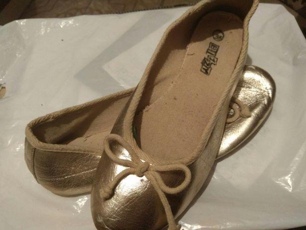 Туфли тапочки девочке недорого
