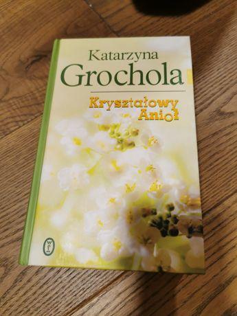 Kryształowy Anioł Katarzyna Grochola