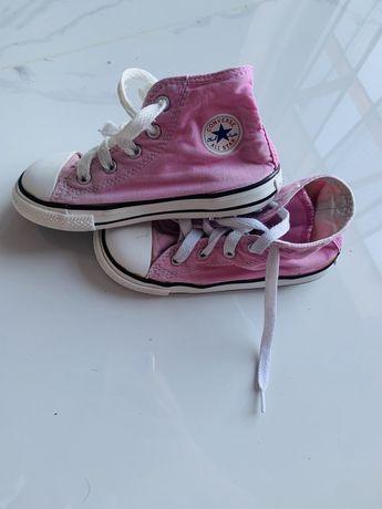 Converse All Star trampki dla malej damy