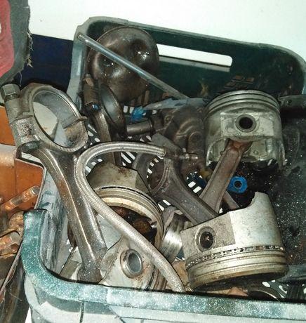 Mercruiser silnik motorówka tłoki 3.0 4.3 5.0 korbowody części