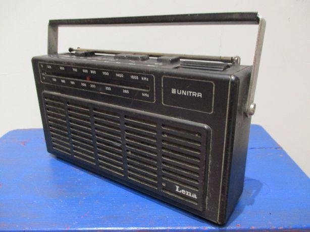 Stare Radio Unitra Lena PRL