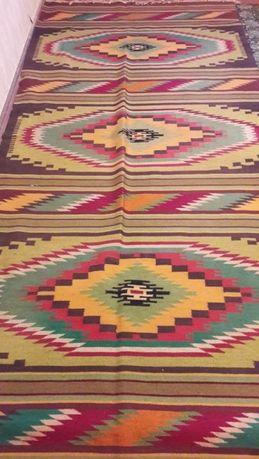 ковер гуцульский дорожка коврик циновка покрывало