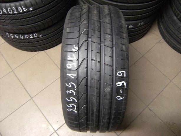255/35/19 Pirelli P Zero j nowa pojedynka