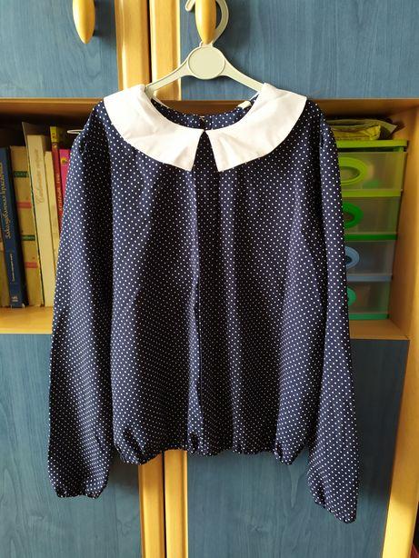 Блузка подростковая школьная
