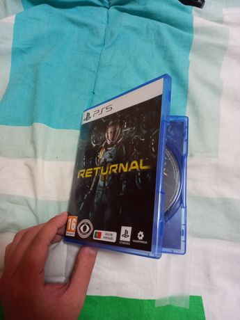 Jogo ps5 RETURNAL