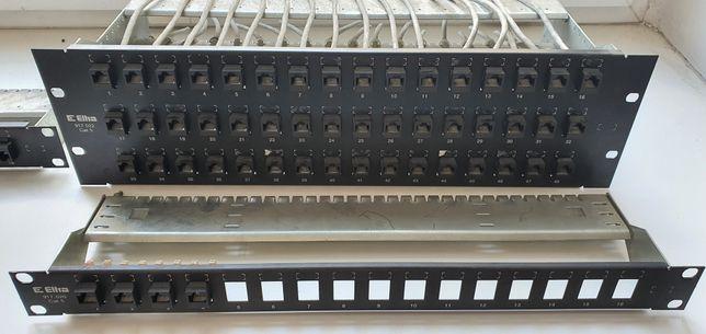 Panel krosowy patch cat5 kat5