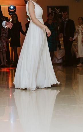 Suknia ślubna- Anna Kara r. 36 ,,Saori''
