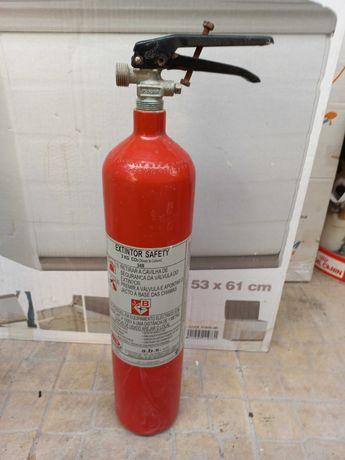 Extintores Dióxido de Carbono CO2 (3un)