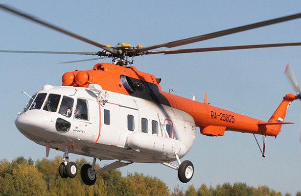 Вертолёт Ми-8МТВ-1 1991 г.в.