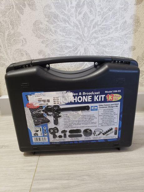 Конденсаторный микрофон Vidpro XM-55