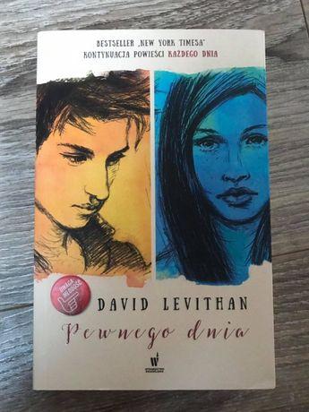 """Pewnego dnia"" - D. Levithan"