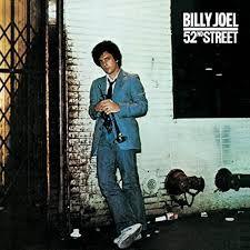 Billy Joel - 52nd Street, LP 33 Rpm