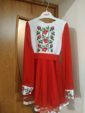 Вишиванка, сукня, плаття для дівчинки