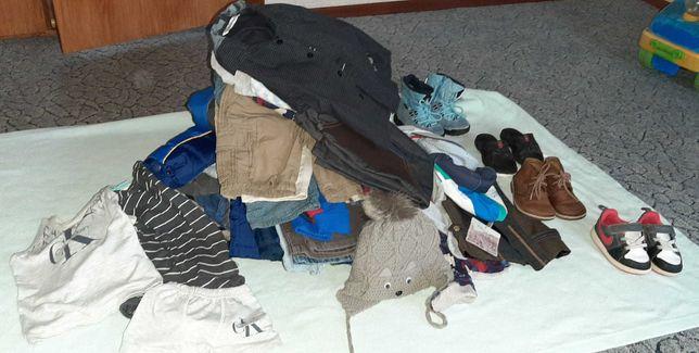 Продам пакет  одягу на хлопчика 1-2 роки.