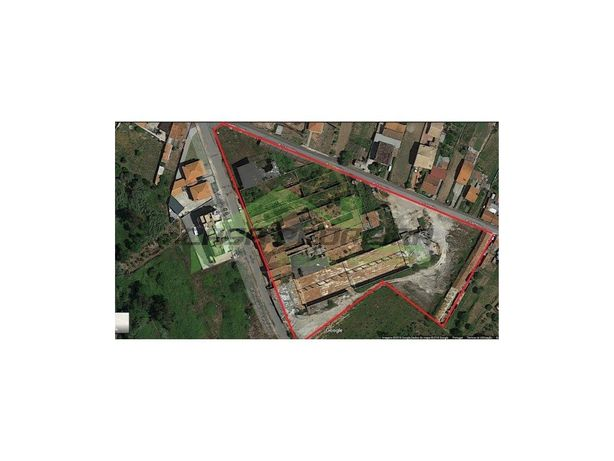 Terreno para projetos - 16000m2 - Águeda - Aveiro