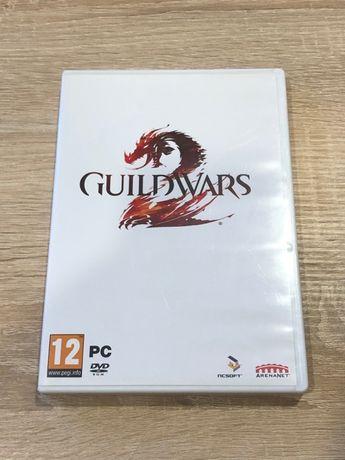 Pudełko z płytą bez klucza Guild Wars 2 PC