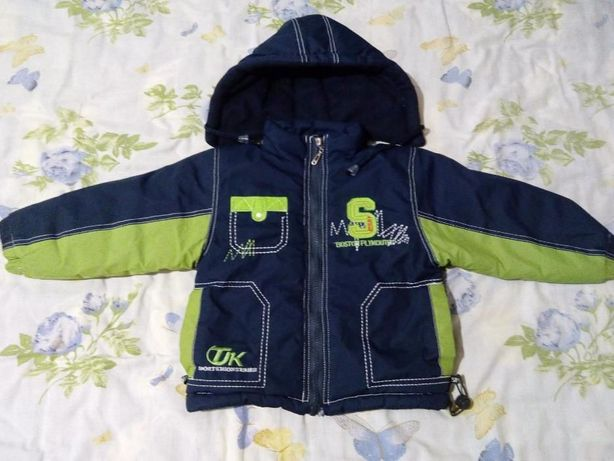 Весенняя куртка 92-98р